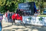 Jeździectwo. Mistrzostwa Polski.  Złoty medal Grażyny Niezgody