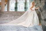 Zobacz, jaką suknię wybrała na swój ślub Rozalia Mancewicz
