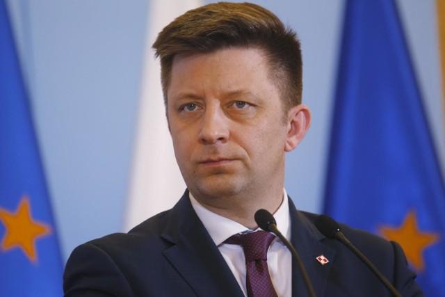 """Michał Dworczyk, minister odpowiedzialny za narodowy program szczepień w Polsce, ma pozytywny wynik testu na COVID-19. """"Pracuję zdalnie"""""""
