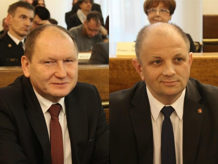 Wojciech Krakowski (z lewej) i Tomasz Pitucha.