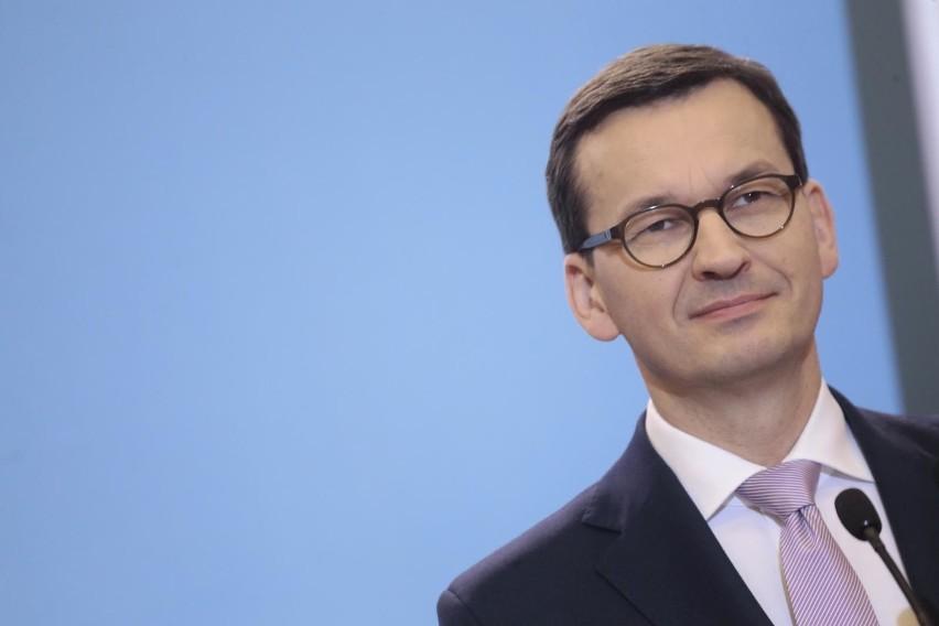 Druga propozycja rządu Mateusza Morawieckiego,rozszerzona o...