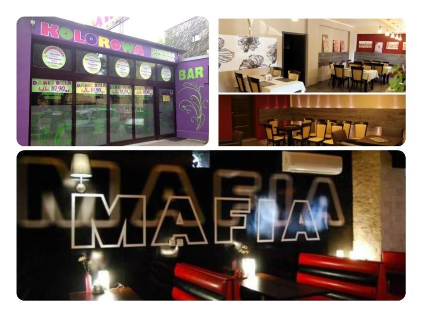 Pizzeriarestauracja Mafia Rządzi Gazeta Lubuska