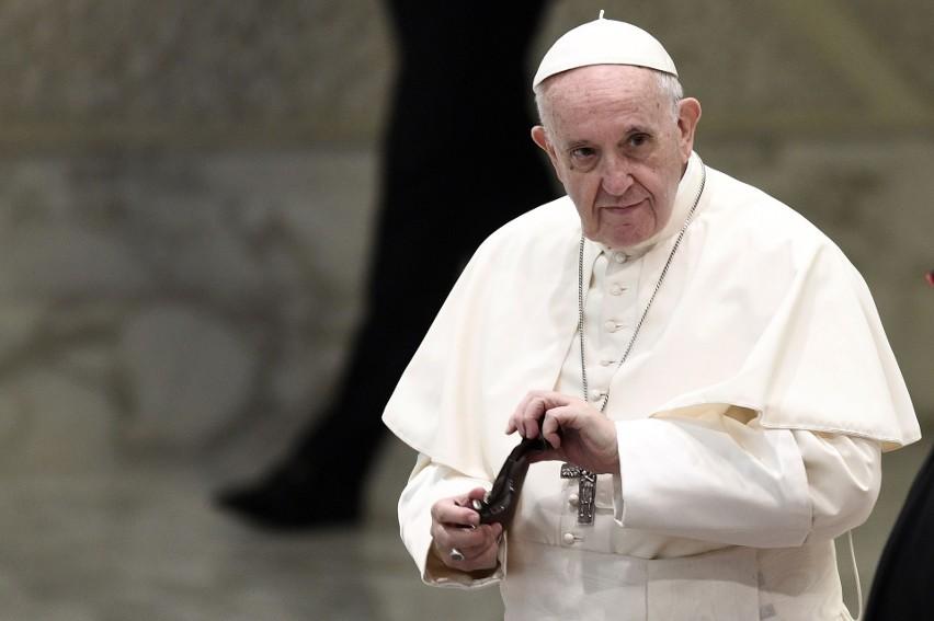 Papież Franciszek: Uczyńcie gest czułości wobec tych, którzy cierpią