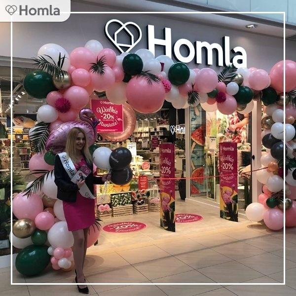 Otwarcie pierwszego salonu firmowego Homla w Kielcach
