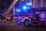 """Akcja straży pożarnej i policji na wrocławskim """"trójkącie"""". Co się tam dzieje?"""