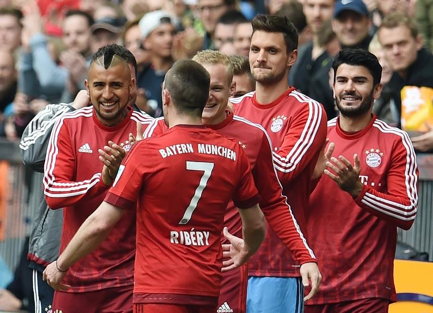Bayern Monachium - Benfica Lizbona online. Transmisja meczu Ligi Mistrzów ZA DARMO 5.04.2016 [WIDEO]