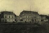 Pałac w Sławięcicach i jego wojenna historia. Miał 45 pokoi i wielką salę balową. Co się z nim stało?
