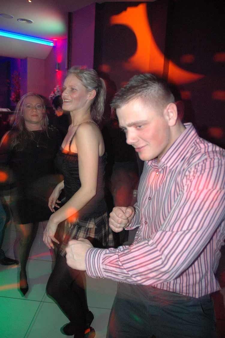 Impreza z okazji Dnia Kobiet w slupskim Klubie Miami Nice.