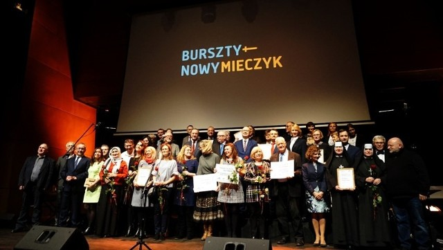 Nagrody Bursztynowego Mieczyka 2019 zostały wręczone w sobotę 7.12.2019 w ECS w Gdańsku
