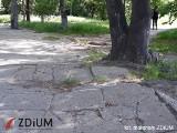 """Wyremontują """"najgorszy"""" chodnik we Wrocławiu"""