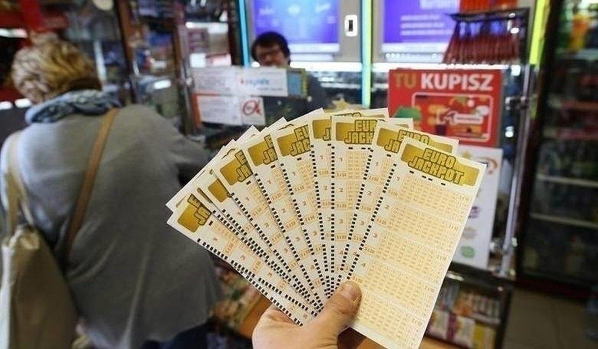 Eurojackpot 10.05.19