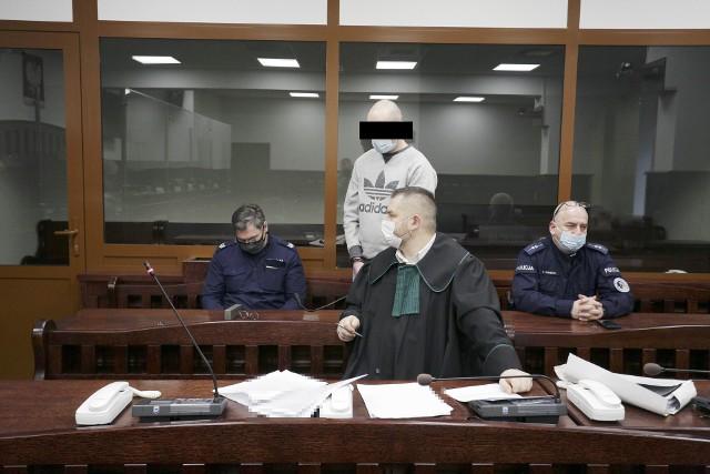 Proces Pawła S. przed Sądem Okręgowym w Słupsku