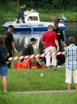 Topielec przy moście Szczytnickim. Utonął mężczyzna