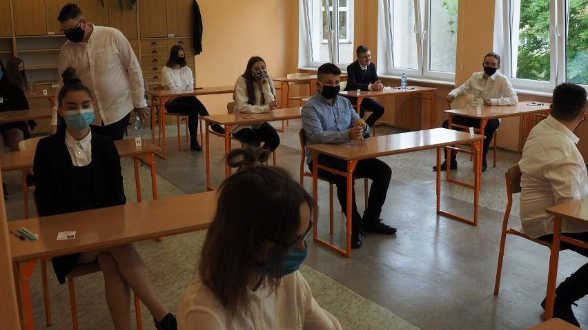 Egzamin ósmoklasisty 2020 z języka polskiego