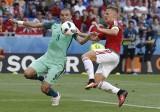 Znamy składy na mecz Portugalia - Francja! Pepe od pierwszych minut!