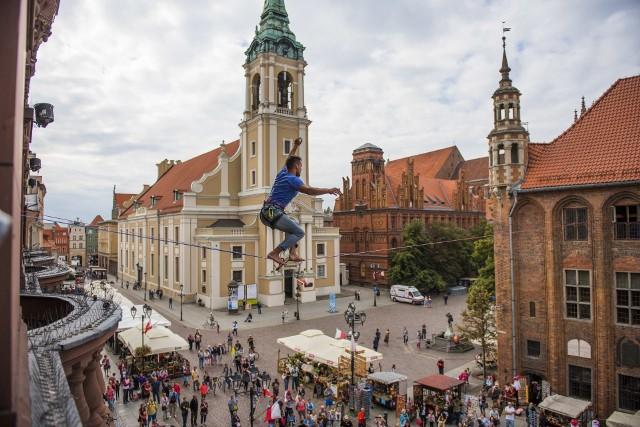 Atrakcji w ramach święta miasta w Toruniu w tym roku nie zabraknie