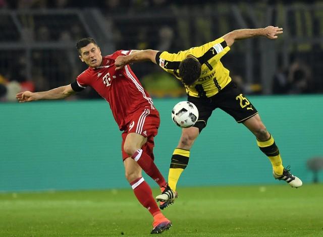 Lewandowski nie strzelił gola byłemu klubowi