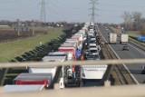 Wypadek na A4 pod Wrocławiem. Zablokowane dwa pasy ruchu