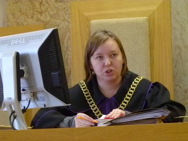 Sędzia Anna Maciak przychyliła się do wniosku prokuratury