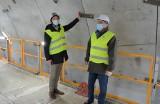 Tak wygląda pierwszy odcinek tunelu w Świnoujściu. Zapraszamy na wirtualny spacer