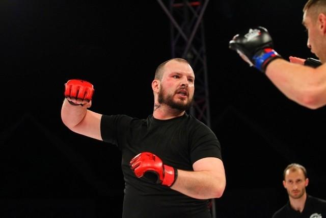 Gala MMA w hali Arena w Poznaniu