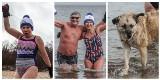 Sopockie Morsy w niedzielę zażywały zimnej kąpieli w Zatoce Gdańskiej. Hartowanie ciała w kurorcie ZDJĘCIA