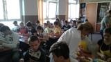 ZST. Młodzi technicy nauczali o zdrowym żywieniu [ZDJĘCIA]