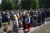 Odsłonięcie pomnika w Kościerzynie. Ufundował go Waldemar Bonkowski [ZDJĘCIA]