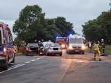 Wypadek w Nowym Świecie (gm. Sulechów). Zablokowany jest zjazd z trasy S3 na Cigacice
