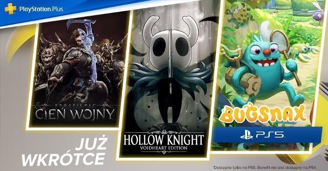 Gry PlayStation Plus listopad 2020 - gry za darmo [PS PLUS 11.2020 GRY LISTOPAD 2020]