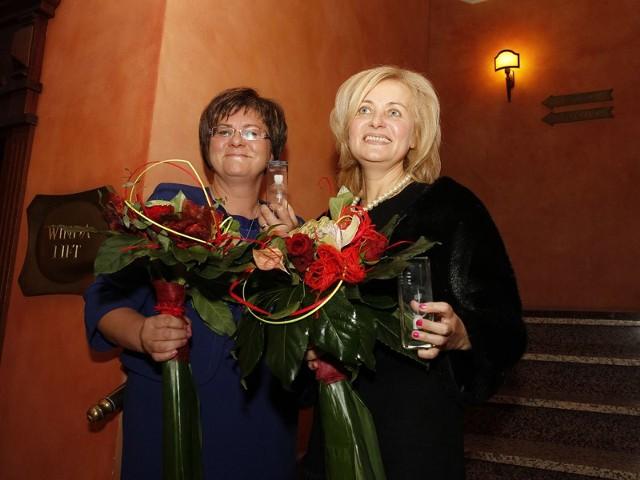 Kobiety Przedsiębiorcze 2011: Helena Burzyńska i Anna Mancewicz