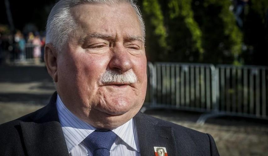 Lech Wałęsa w poniedziałek przyjedzie do Sejmu. spotka się z protestującymi niepełnosprawnymi oraz ich rodzicami i opiekunami.