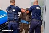 Podejrzany o kradzież 38-latek uderzył policjanta butelką w głowę. Sprawca został aresztowany
