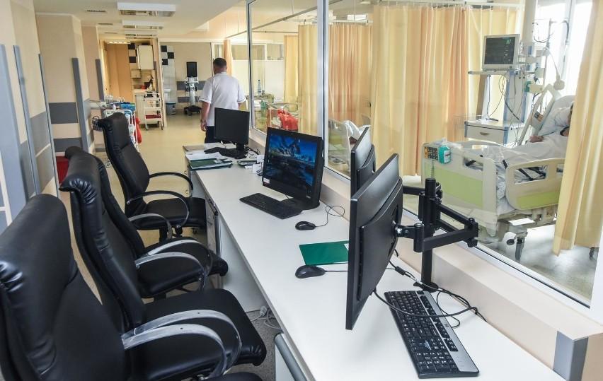 W szpitalu Uniwersyteckim im. dr. J. Biziela prowadzone są...
