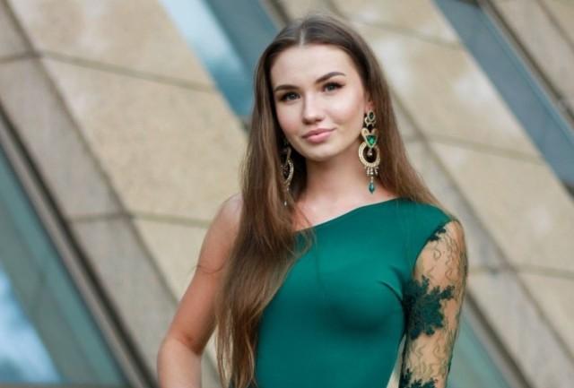 Sandra z powodzeniem startuje w konkursie Miss Śląska. Aod dzieciństwa ciągnię ją do munduru Zobacz kolejne zdjęcia. Przesuwaj zdjęcia w prawo - naciśnij strzałkę lub przycisk NASTĘPNE