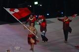 Tongijczyk hitem ceremonii w Pjonczangu. Koreańczycy prowadzeni przez wolontariusza [GALERIA]
