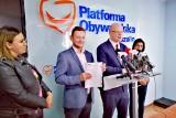 Adam Ostaszewski wstąpił w szeregi Platformy Obywatelskiej