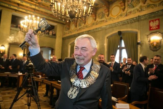 Czy Jacek Majchrowski wystartuje w wyborach w 2023 roku? Nie jest to wykluczone, prezydent podejmie decyzję kilka miesięcy przed wyborami