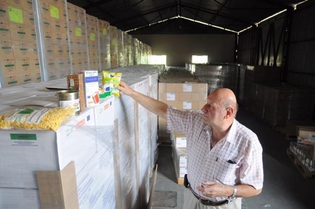- Na razie niewiele wiemy o tym, co nas czeka w najbliższych miesiącach - przyznaje Jan Burniak, dyrektor opolskiego Banku Żywności.