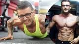 Rafał Prokopiuk z Zielonej Góry jest mistrzem pięknej sylwetki plażowej. Schudł aż 43 kilogramy