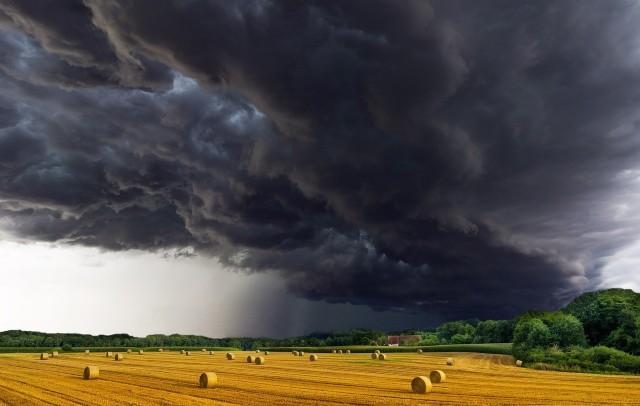 Instytut Meteorologii i Gospodarki Wodnej ostrzega Lubuszan przed niebezpieczną pogodą