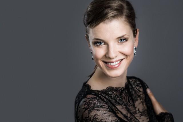 Solistką fstiwalu jest sopranistka Anna Budzyńska
