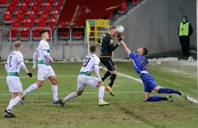 GKS Tychy tylko zremisował z GKS Bełchatów  Zobacz kolejne zdjęcia. Przesuwaj zdjęcia w prawo - naciśnij strzałkę lub przycisk NASTĘPNE