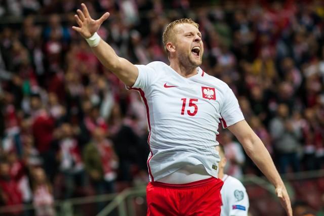 Kamil Glik będzie kapitanem reprezentacji Polski w meczach z Holandią oraz Bośnią i Hercegowiną.