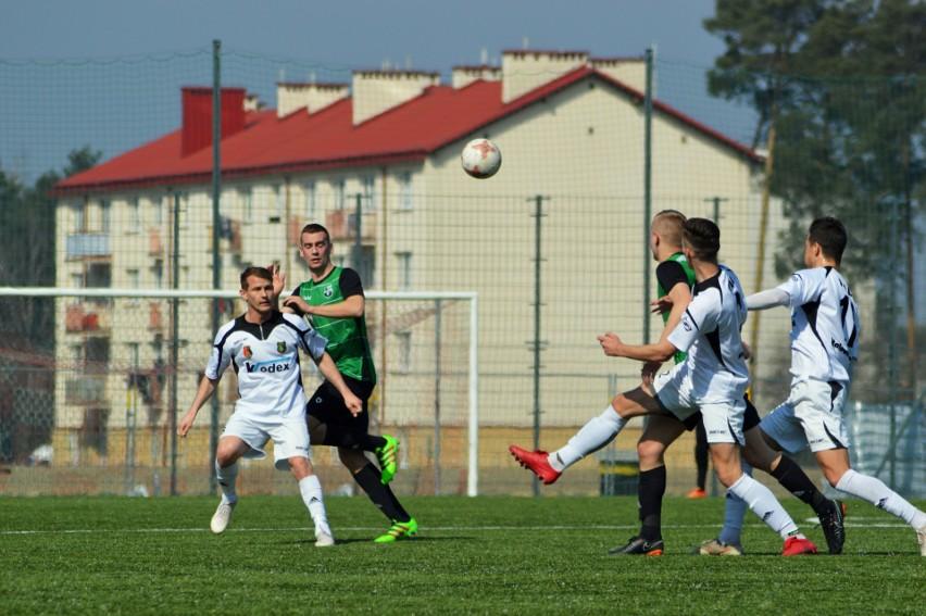 Rezerwy Stali podejmą u siebie Błękitnych w czwartej lidze