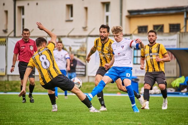 Sparta Brodnica wygrała z Pomorzaninem Toruń mecz rozegrany w Brodnicy 4 września