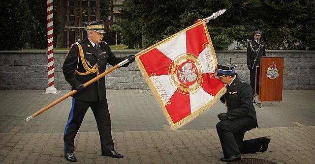St. bryg. Robert Dzierżek został nowym Komendantem Miejskim Państwowej Straży Pożarnej w Białymstoku