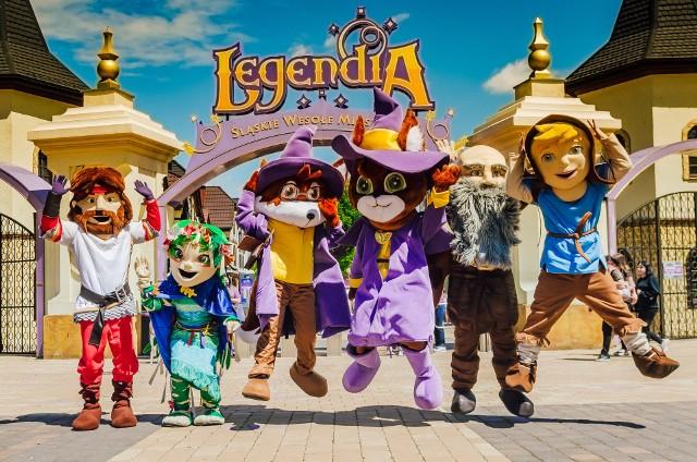 Lunapark Legendia to miejsce, w którym każdy znajdzie coś dla siebie