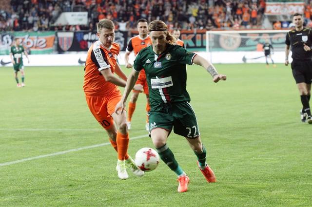 Sito Riera do zespołu Śląska dołączył w sierpniu ubiegłego roku.