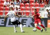 Widzew Łódź - Górnik Polkowice. Były emocje, sześć bramek na stadionie przy al. Piłsudskiego